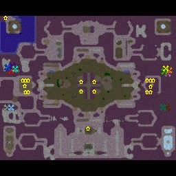 скачать карту для варкрафт 3 фрозен трон ангел арена с ботами